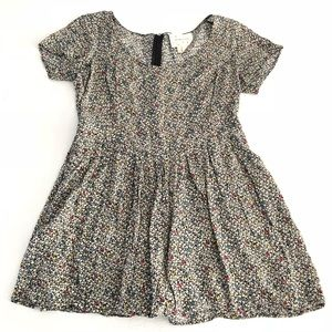 Coincidence & Chance UO Skirted Romper Floral